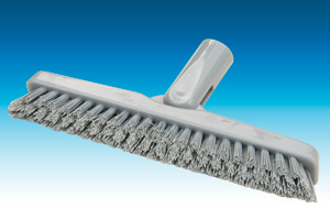 Swivel In-Line Grout Brush