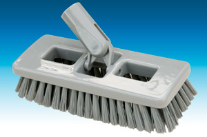 Swivel Tile & Floor Brush